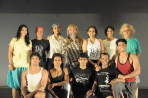 with legendary Indonesian Choreographer-Sardona.W.Kusumo