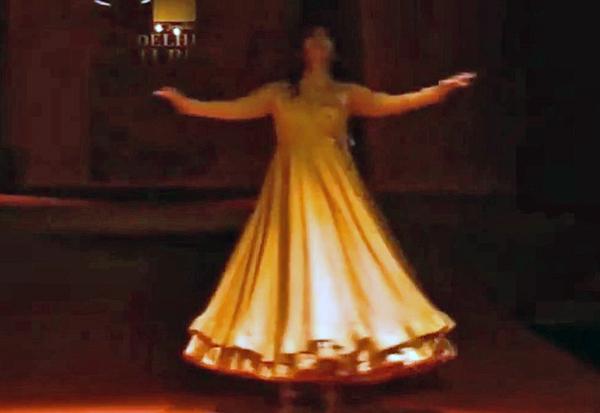 """Mayuri Upadhya portrays """"Draupadi"""""""