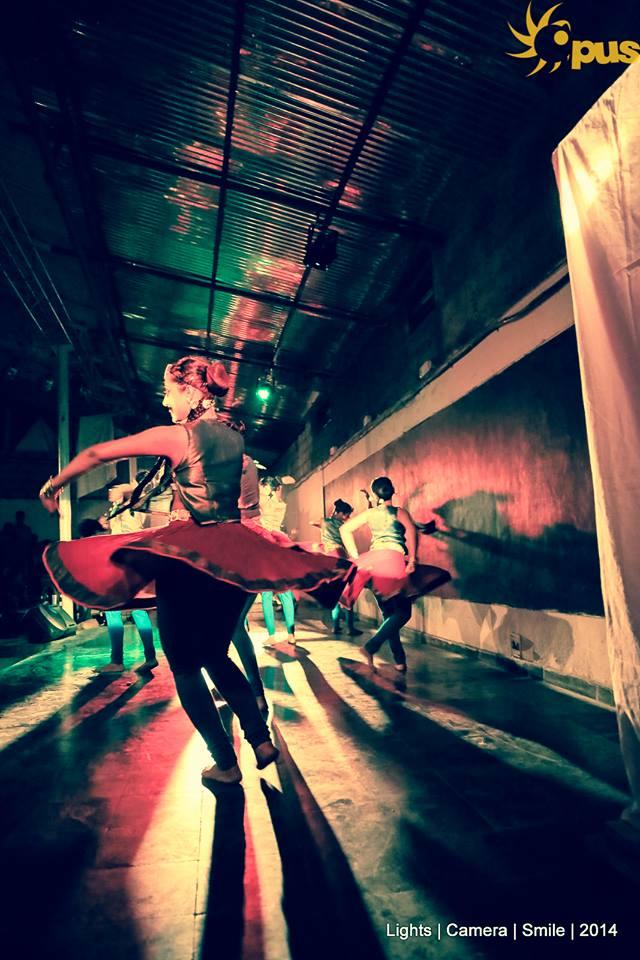 Manmatha choreographed by Madhuri Upadhya