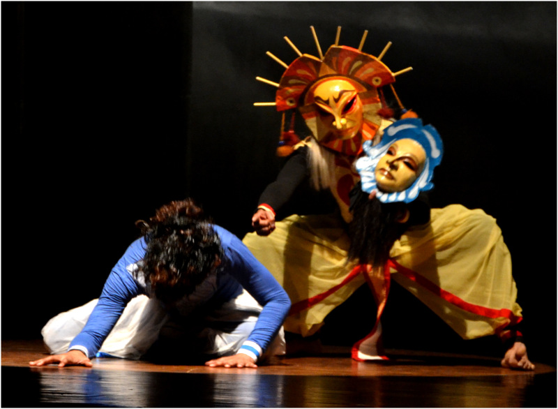 Photo Courtesy: Sadhya Dance Company, New Delhi