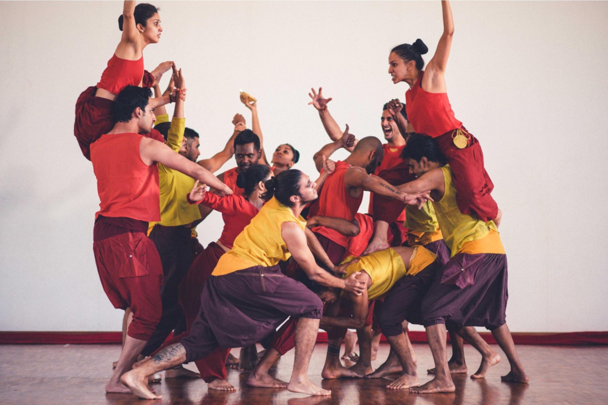 Nritarutya – Contemporary Indian Dance Company